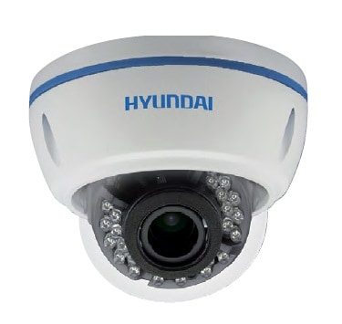 camera dome HD-TVI antivandalo 2 megapixel